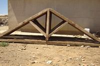 Vigas y formas de madera